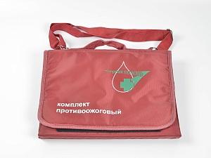Комплект противоожоговый (сумка)