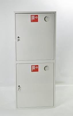 Шкаф пожарный ШПК-320-21НЗБ (навесной закрытый белый)