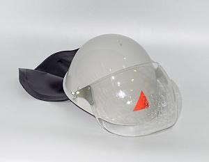 Каска пожарного КП-К (белая)