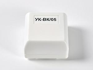 УК-ВК-05 (устройство коммуникации) 1 канал на переключение (220В/24В; 10А/30мА)