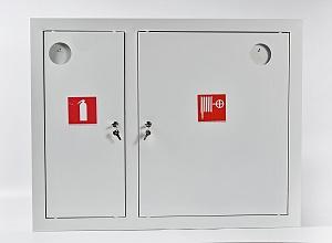 Шкаф пожарный Пульс ШПК-315ВЗБ (встраиваемый закрытый белый)