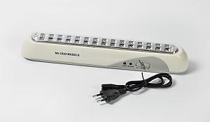 Аварийный светильник автономный ML-1310-30 LED1.8 (двухрежимный светодиодный)