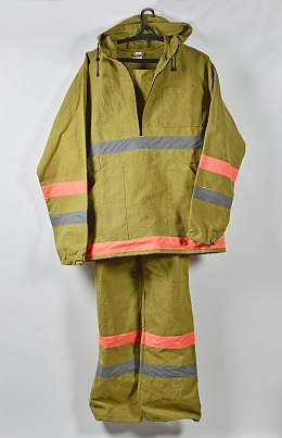 Комплект защитной экипировки пожарного-добровольца (КЗЭП) ШАНС-Д
