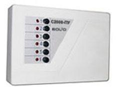 С 2000-ПУ (пульт управления подключение 6-цепей)