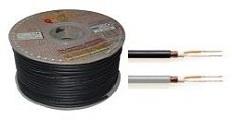 MC202 Кабель микрофонный (экранированный симметричный), диаметр 6,0 мм, медный экран
