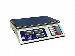 Электронные весы для взвешивания огнетушителей МТ30 (до 30 кг)