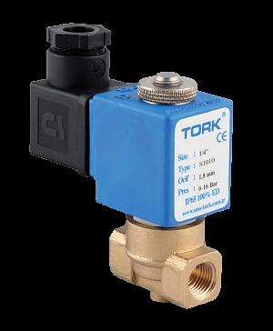 Клапан соленоидный отсечной TORK S1010 (T-GP)