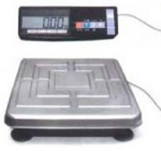 Весы электронные для взвешивания огнетушителей (до 200 кг)