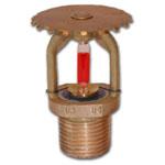 Спринклер водяной ССН-15 (СВС0-РНо(д)0,80-R1/2) стеллажный